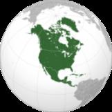 Страны Северная Америка