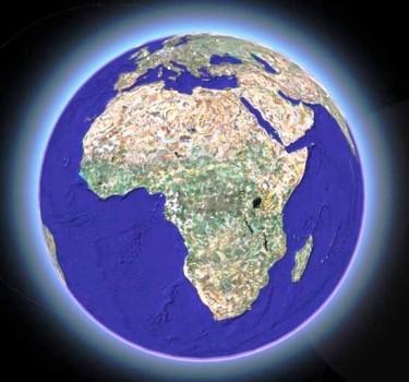Игра Тест на знание Африки