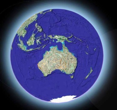 Австралия. Географическое положение и история исследования. Геологическое строение, рельеф, полезные ископаемые
