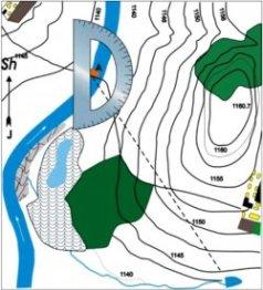 Joyning topografik planidan foydalanish