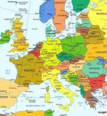 Yevropa mamlakatlari