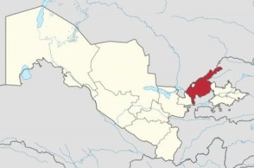 Ташкентский экономико-географический район