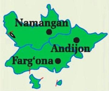Ферганский экономико-географический район