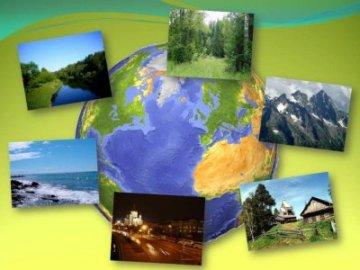 Природные ресурсы мира