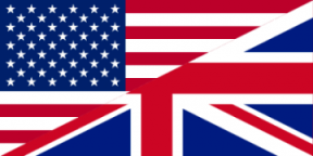 Основные направления англо-американского геополитического развития