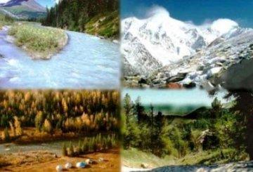 Понятие о природных комплексах