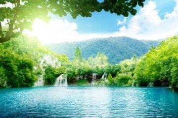 Озера, водохранилища и подземные воды