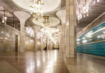 1863-yil 10-yanvarda Londonda dunyoda birinchi metro ochilgan kun.