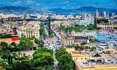Барселона планирует освободиться от транспорта