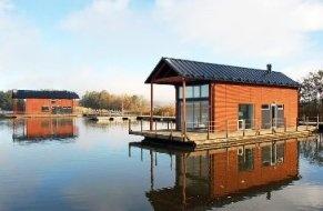 В Финляндии строят плавучую эко-деревню