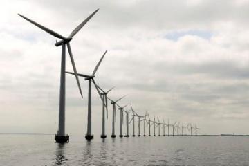 """В Дании появится шельфовая """"ветровая ферма"""""""