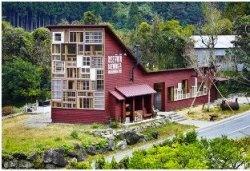 В Японии построили эко-дом из отходов: «мусорное» здание вмещает жилые квартиры, паб и пивоварню