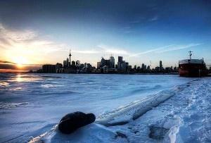 Так холодно в Торонто не было 160 лет