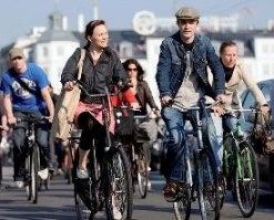 За экологию города: меньше машин, больше велосипедов