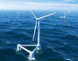 У берегов Франции появится плавучая ветряная платформа FLOATGEN