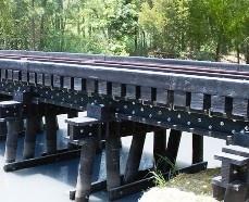 В США построен самый длинный мост из переработанного пластика