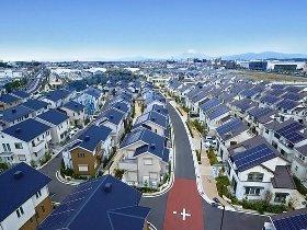 Футуристичный город будущего от Panasonic