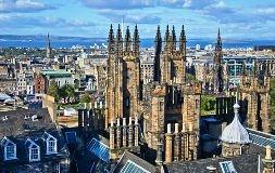 В Шотландии семь городов станут «умными»