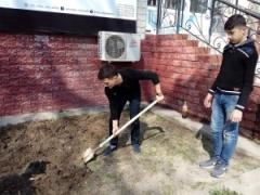 В Узбекистане состоялся всенародный хашар по санитарному оздоровлению территорий, благоустройству и озеленению