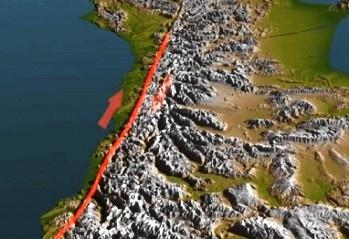 Geologlar kuchli zilzilani bashorat qilmoqda