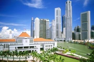 Сингапур в timelapse
